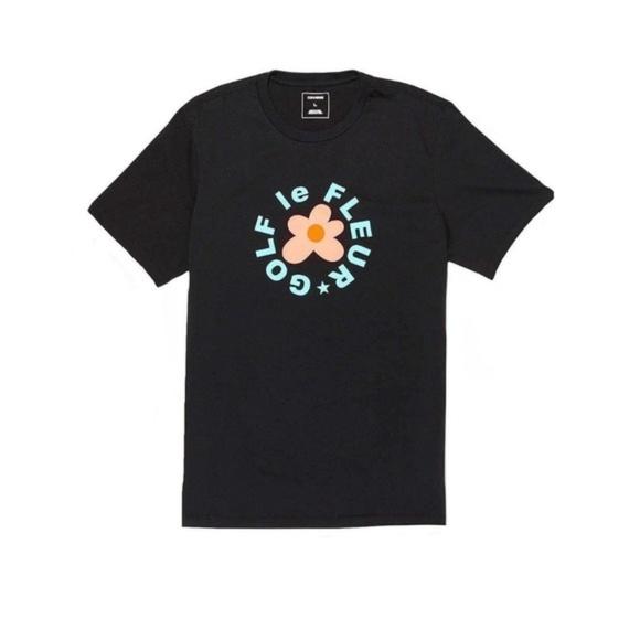 792c6c2b691e Converse Golf Le Fleur Tyler The Creator T-Shirt